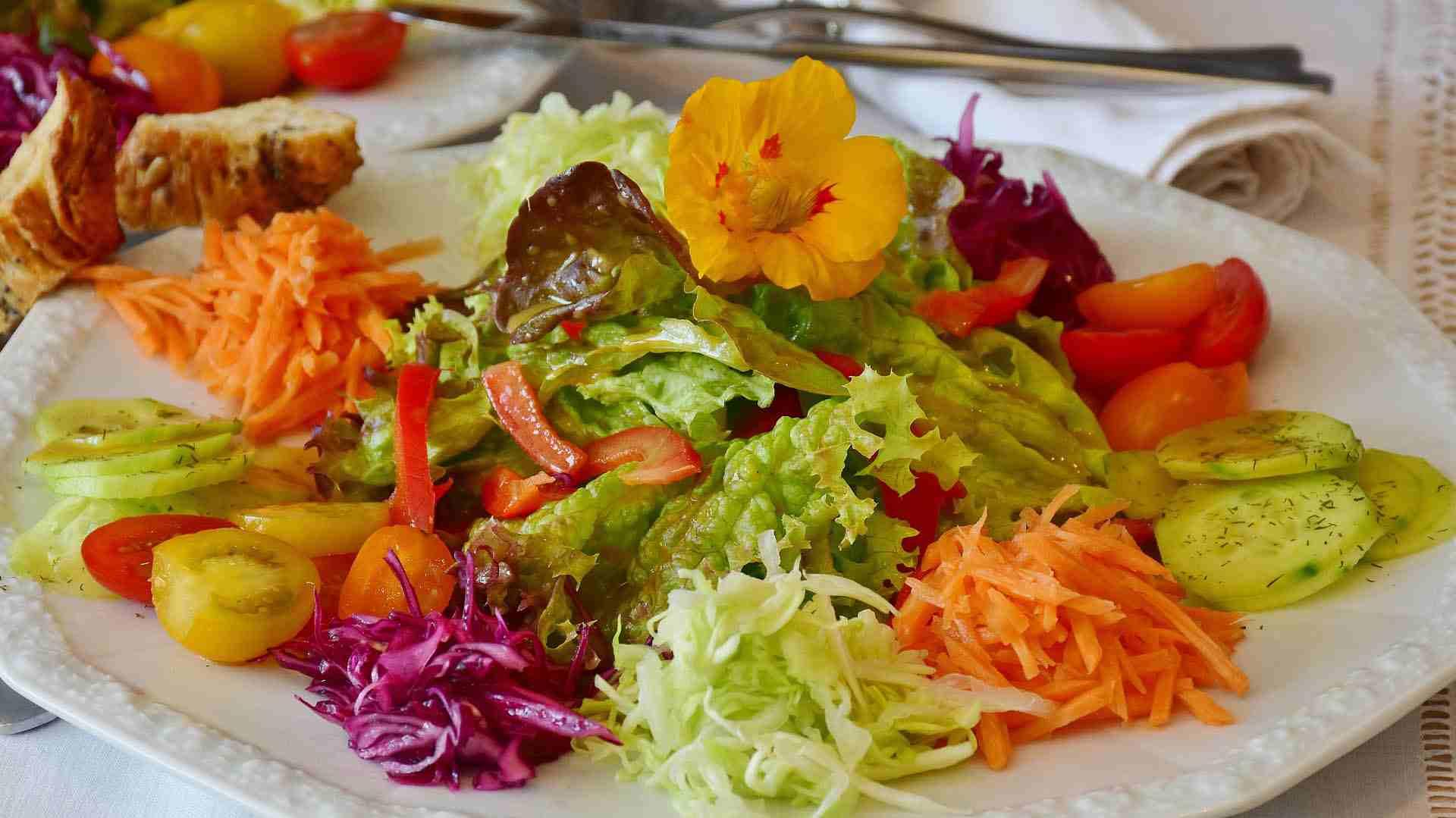 dieta warzywno- owocowa