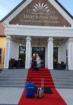 Wczasy Odchudzające Dieta Warzywno Owocowa dr Dąbrowskiej Hotel Kurpia Arte